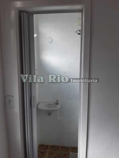 BANHEIRO PLAY - Apartamento 2 quartos à venda Penha, Rio de Janeiro - R$ 200.000 - VAP20603 - 16