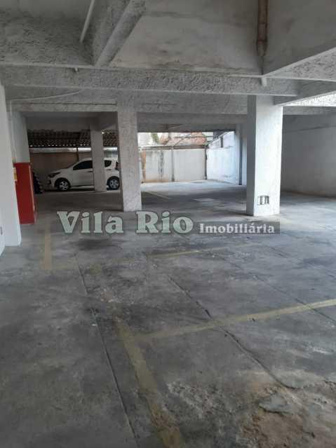 ESTACIONAMENTO - Apartamento 2 quartos à venda Penha, Rio de Janeiro - R$ 200.000 - VAP20603 - 24