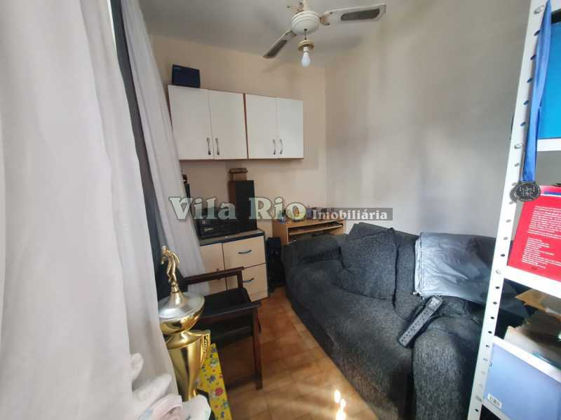 QUARTO DE EMPREGADA. - Apartamento 2 quartos à venda Penha Circular, Rio de Janeiro - R$ 195.000 - VAP20605 - 7