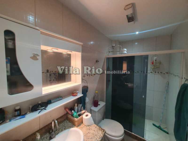 BANHEIRO 1. - Apartamento 2 quartos à venda Penha Circular, Rio de Janeiro - R$ 195.000 - VAP20605 - 8