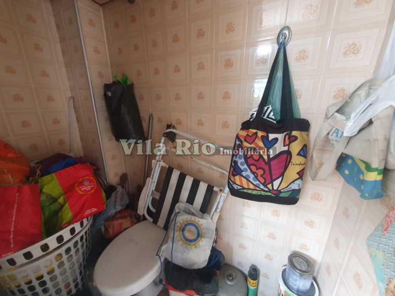 BANHEIRO 2. - Apartamento 2 quartos à venda Penha Circular, Rio de Janeiro - R$ 195.000 - VAP20605 - 9