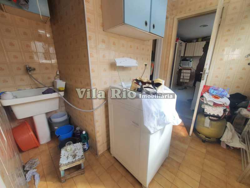 ÁREA. - Apartamento 2 quartos à venda Penha Circular, Rio de Janeiro - R$ 195.000 - VAP20605 - 15
