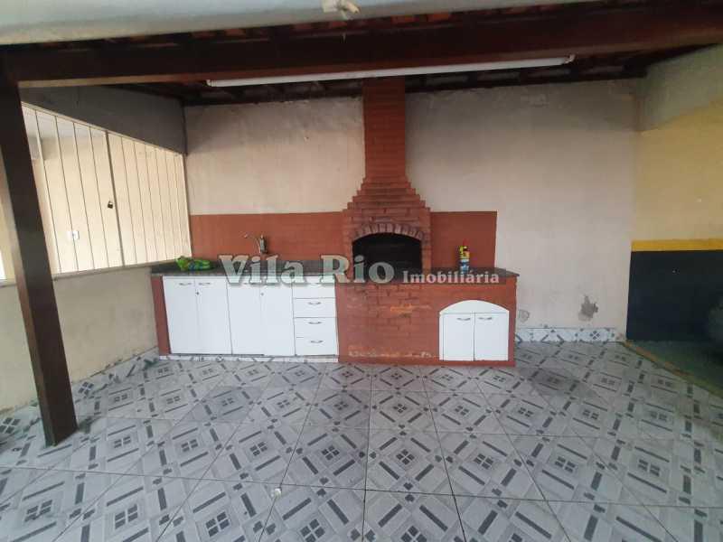 CHURRASQUEIRA. - Apartamento 2 quartos à venda Penha Circular, Rio de Janeiro - R$ 195.000 - VAP20605 - 17