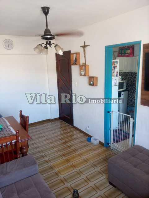 SALA 2. - Apartamento 2 quartos à venda Engenho de Dentro, Rio de Janeiro - R$ 260.000 - VAP20607 - 3
