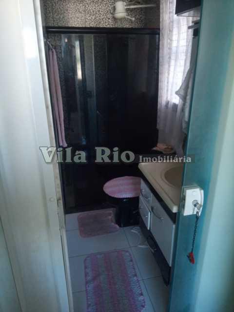 BANHEIRO. - Apartamento 2 quartos à venda Engenho de Dentro, Rio de Janeiro - R$ 260.000 - VAP20607 - 9