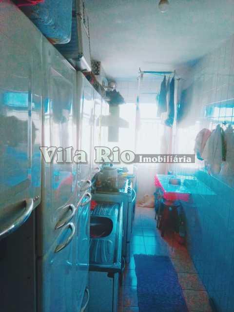 COZINHA 2. - Apartamento 2 quartos à venda Engenho de Dentro, Rio de Janeiro - R$ 260.000 - VAP20607 - 12