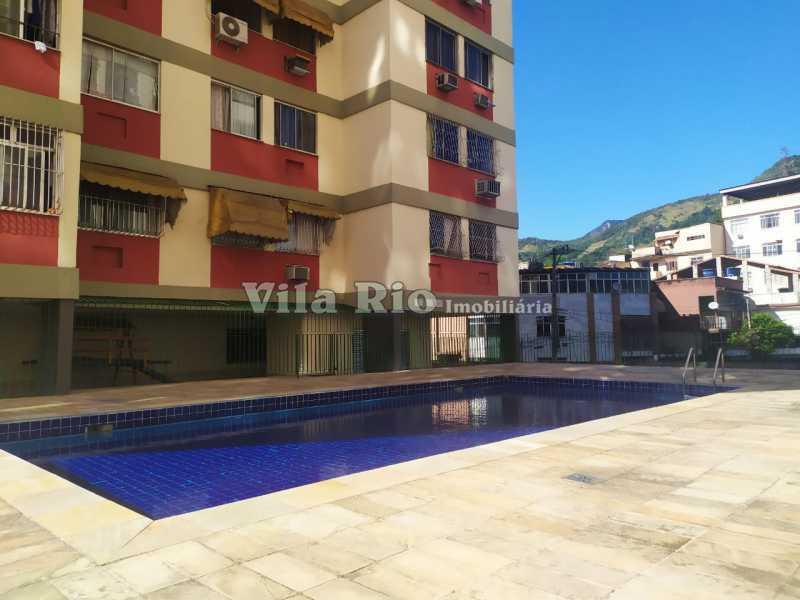 PISCINA 2. - Apartamento 2 quartos à venda Engenho de Dentro, Rio de Janeiro - R$ 260.000 - VAP20607 - 1