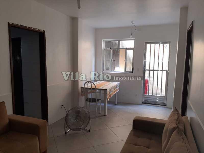 SALA 1 - Apartamento 2 quartos à venda Bento Ribeiro, Rio de Janeiro - R$ 200.000 - VAP20608 - 1