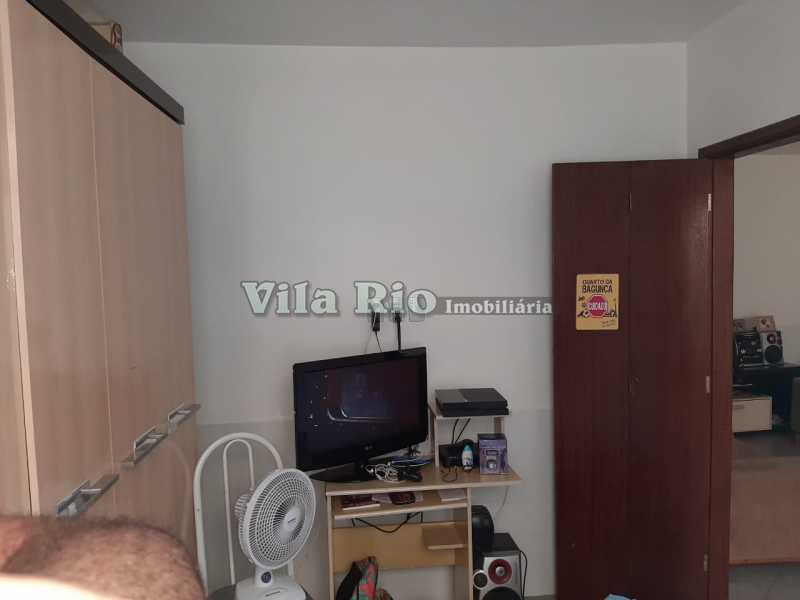 QUARTO 3 - Apartamento 2 quartos à venda Bento Ribeiro, Rio de Janeiro - R$ 200.000 - VAP20608 - 6