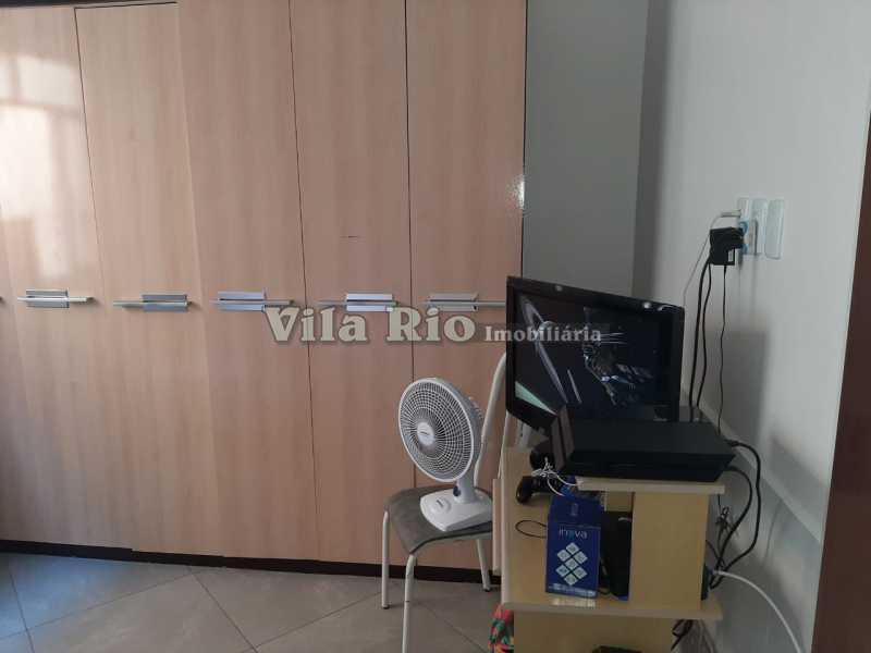 QUARTO 5 - Apartamento 2 quartos à venda Bento Ribeiro, Rio de Janeiro - R$ 200.000 - VAP20608 - 8