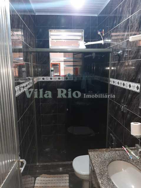 BANHEIRO - Apartamento 2 quartos à venda Bento Ribeiro, Rio de Janeiro - R$ 200.000 - VAP20608 - 9