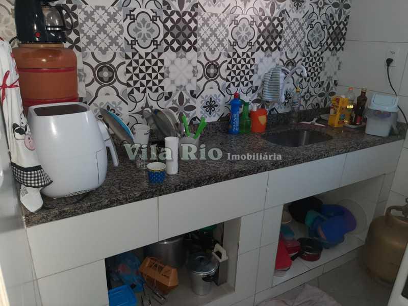 COZINHA 1 - Apartamento 2 quartos à venda Bento Ribeiro, Rio de Janeiro - R$ 200.000 - VAP20608 - 10