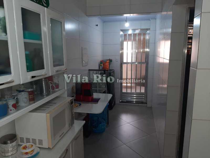 COZINHA2 - Apartamento 2 quartos à venda Bento Ribeiro, Rio de Janeiro - R$ 200.000 - VAP20608 - 12