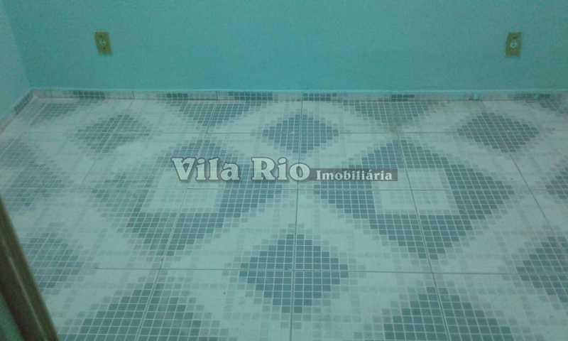 QUARTO 1. - Casa 2 quartos para alugar Vila da Penha, Rio de Janeiro - R$ 1.200 - VCA20059 - 5