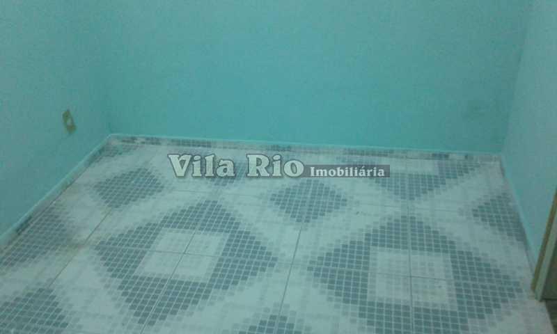 QUARTO 3. - Casa 2 quartos para alugar Vila da Penha, Rio de Janeiro - R$ 1.000 - VCA20059 - 7