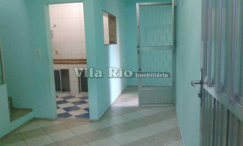 SALA 1. - Casa 2 quartos para alugar Vila da Penha, Rio de Janeiro - R$ 1.000 - VCA20059 - 1