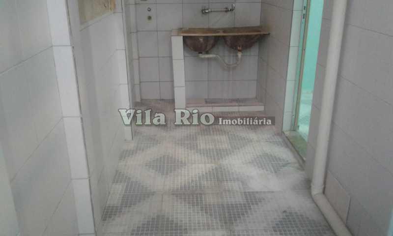 ÁREA. - Casa 2 quartos para alugar Vila da Penha, Rio de Janeiro - R$ 1.200 - VCA20059 - 13