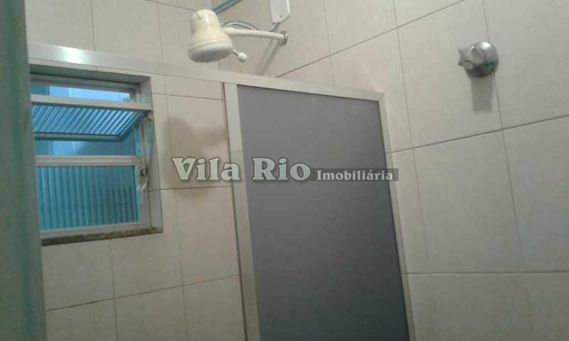 BANHEIRO 2. - Casa 2 quartos para alugar Vila da Penha, Rio de Janeiro - R$ 1.200 - VCA20059 - 10