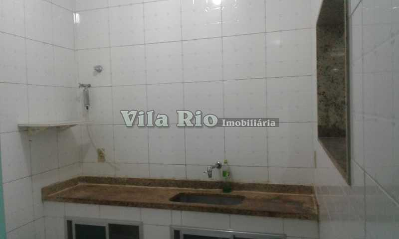 COZINHA 1. - Casa 2 quartos para alugar Vila da Penha, Rio de Janeiro - R$ 1.200 - VCA20059 - 11