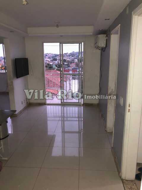 SALA 1 - Apartamento 3 quartos à venda Parada de Lucas, Rio de Janeiro - R$ 210.000 - VAP30187 - 1
