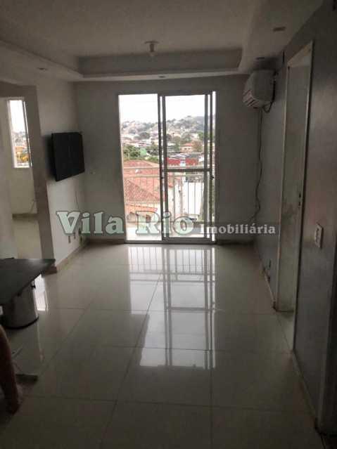 SALA 2 - Apartamento 3 quartos à venda Parada de Lucas, Rio de Janeiro - R$ 210.000 - VAP30187 - 3
