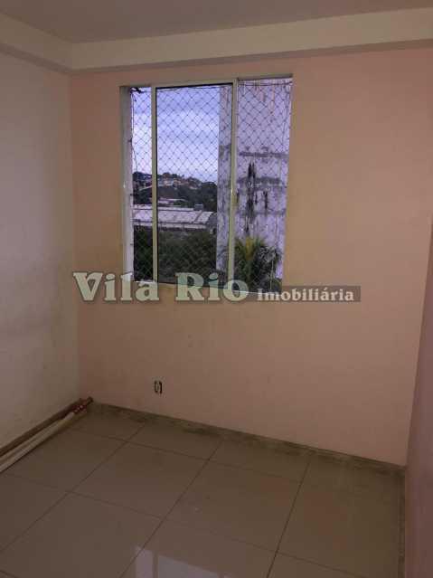 QUARTO 1 - Apartamento 3 quartos à venda Parada de Lucas, Rio de Janeiro - R$ 210.000 - VAP30187 - 4