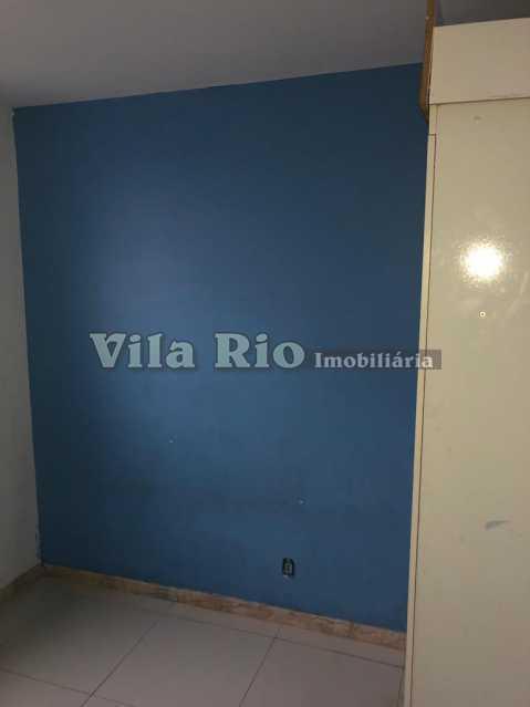 QUARTO 4 - Apartamento 3 quartos à venda Parada de Lucas, Rio de Janeiro - R$ 210.000 - VAP30187 - 7