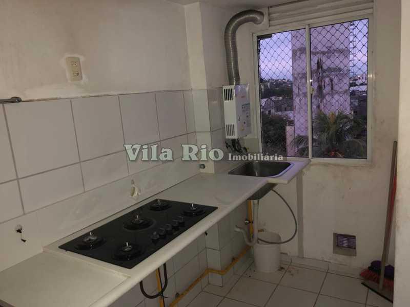 COZINHA 1 - Apartamento 3 quartos à venda Parada de Lucas, Rio de Janeiro - R$ 210.000 - VAP30187 - 11
