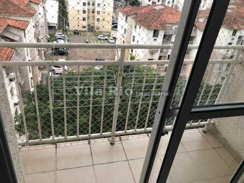 VARANDA 1 - Apartamento 3 quartos à venda Parada de Lucas, Rio de Janeiro - R$ 210.000 - VAP30187 - 13