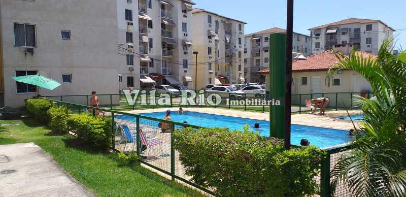 PISCINA - Apartamento 3 quartos à venda Parada de Lucas, Rio de Janeiro - R$ 210.000 - VAP30187 - 16