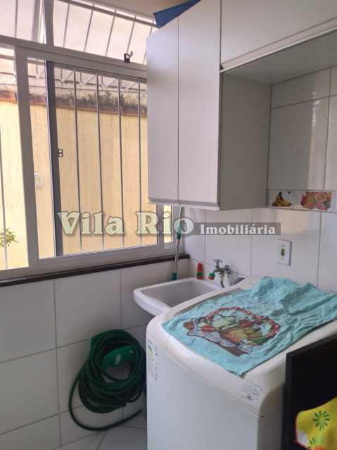 ÁREA - Casa em Condomínio 2 quartos à venda Vicente de Carvalho, Rio de Janeiro - R$ 380.000 - VCN20034 - 16