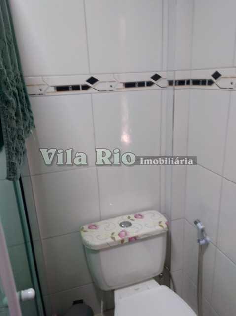 BANHEIRO 1 - Casa em Condomínio 2 quartos à venda Vicente de Carvalho, Rio de Janeiro - R$ 380.000 - VCN20034 - 12