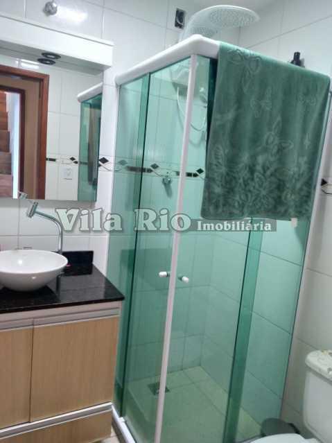 BANHEIRO 2 - Casa em Condomínio 2 quartos à venda Vicente de Carvalho, Rio de Janeiro - R$ 380.000 - VCN20034 - 13