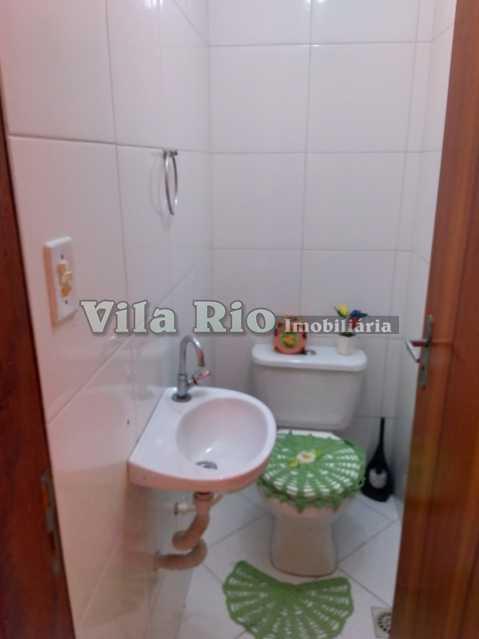 BANHEIRO1 - Casa em Condomínio 2 quartos à venda Vicente de Carvalho, Rio de Janeiro - R$ 380.000 - VCN20034 - 14