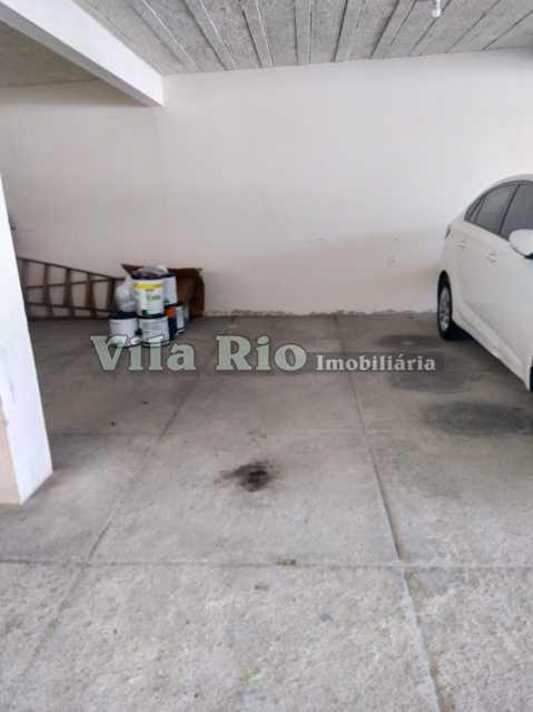 GARAGEM - Casa em Condomínio 2 quartos à venda Vicente de Carvalho, Rio de Janeiro - R$ 380.000 - VCN20034 - 24