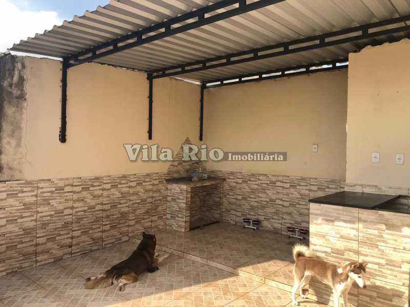 TERRAÇO 1 - Casa em Condomínio 2 quartos à venda Vicente de Carvalho, Rio de Janeiro - R$ 380.000 - VCN20034 - 19