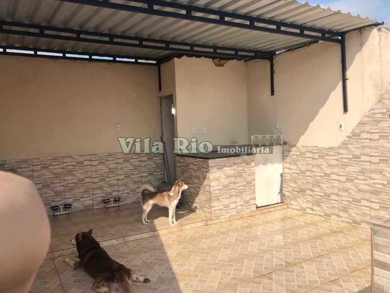 TERRAÇO 2 - Casa em Condomínio 2 quartos à venda Vicente de Carvalho, Rio de Janeiro - R$ 380.000 - VCN20034 - 20