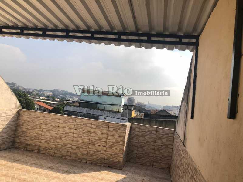 TERRAÇO 3 - Casa em Condomínio 2 quartos à venda Vicente de Carvalho, Rio de Janeiro - R$ 380.000 - VCN20034 - 21