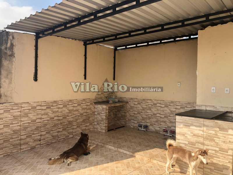 TERRAÇO 5 - Casa em Condomínio 2 quartos à venda Vicente de Carvalho, Rio de Janeiro - R$ 380.000 - VCN20034 - 23
