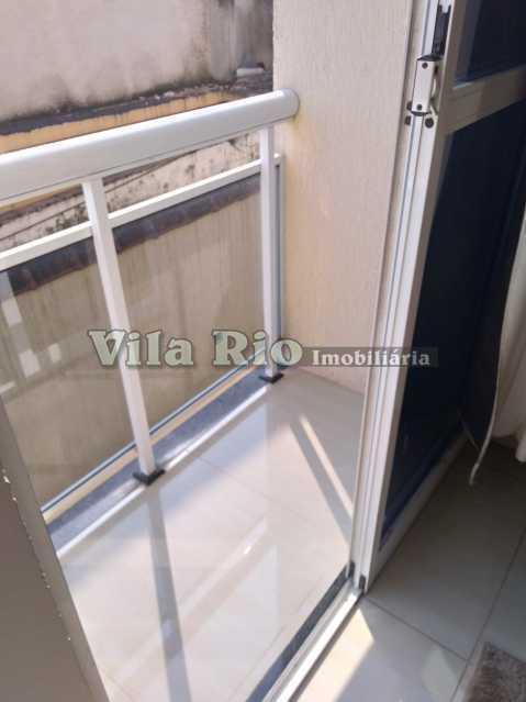 VARANDA - Casa em Condomínio 2 quartos à venda Vicente de Carvalho, Rio de Janeiro - R$ 380.000 - VCN20034 - 17