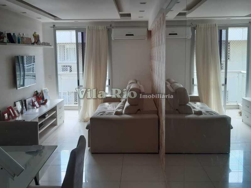 SALA 2 - Cobertura 3 quartos à venda Praça Seca, Rio de Janeiro - R$ 400.000 - VCO30016 - 1