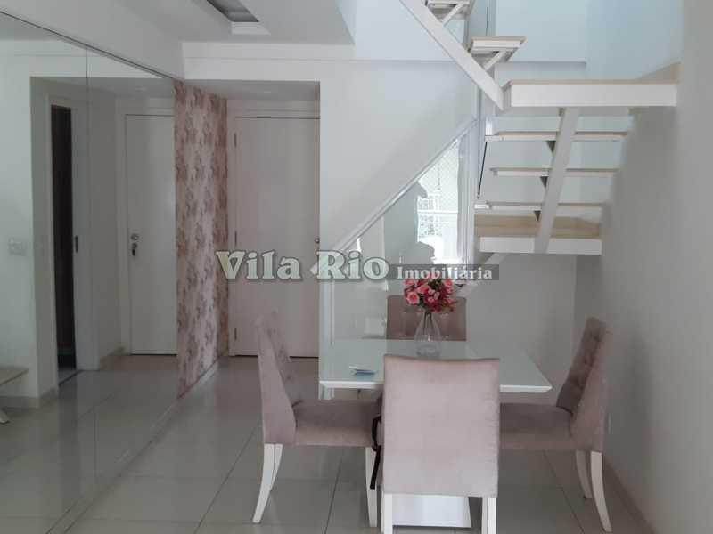 SALA - Cobertura 3 quartos à venda Praça Seca, Rio de Janeiro - R$ 400.000 - VCO30016 - 3