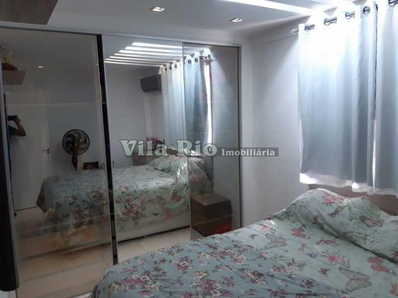 QUARTO 1 - Cobertura 3 quartos à venda Praça Seca, Rio de Janeiro - R$ 400.000 - VCO30016 - 5
