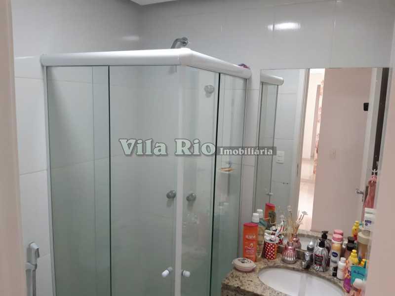 BANHEIRO 1 - Cobertura 3 quartos à venda Praça Seca, Rio de Janeiro - R$ 400.000 - VCO30016 - 9