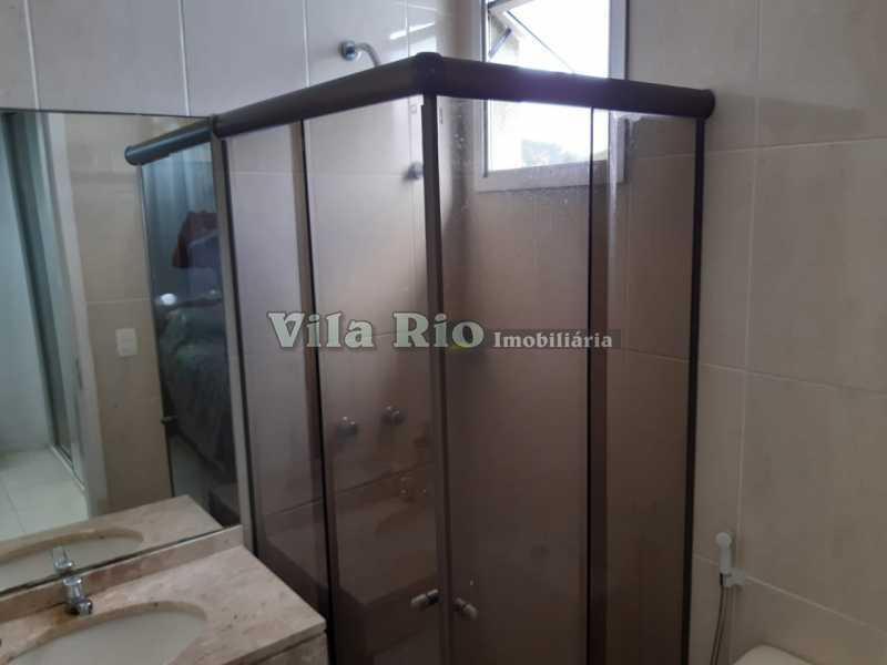 BANHEIRO 2 - Cobertura 3 quartos à venda Praça Seca, Rio de Janeiro - R$ 400.000 - VCO30016 - 10