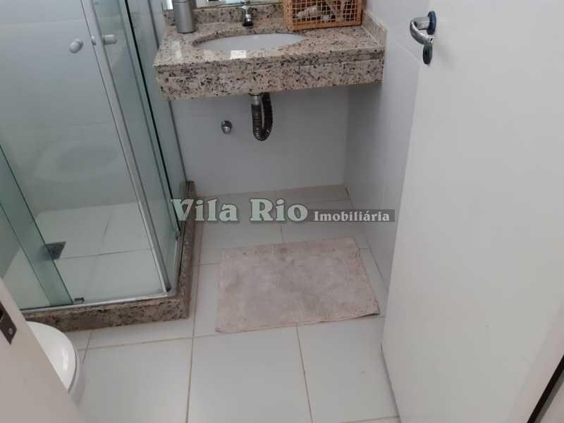BANHEIRO 3 - Cobertura 3 quartos à venda Praça Seca, Rio de Janeiro - R$ 400.000 - VCO30016 - 11
