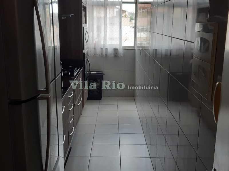 COZINHA 2 - Cobertura 3 quartos à venda Praça Seca, Rio de Janeiro - R$ 400.000 - VCO30016 - 12