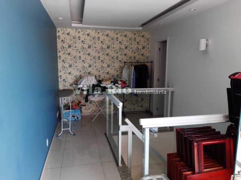 CIRCULAÇÃO TERRAÇO - Cobertura 3 quartos à venda Praça Seca, Rio de Janeiro - R$ 400.000 - VCO30016 - 16