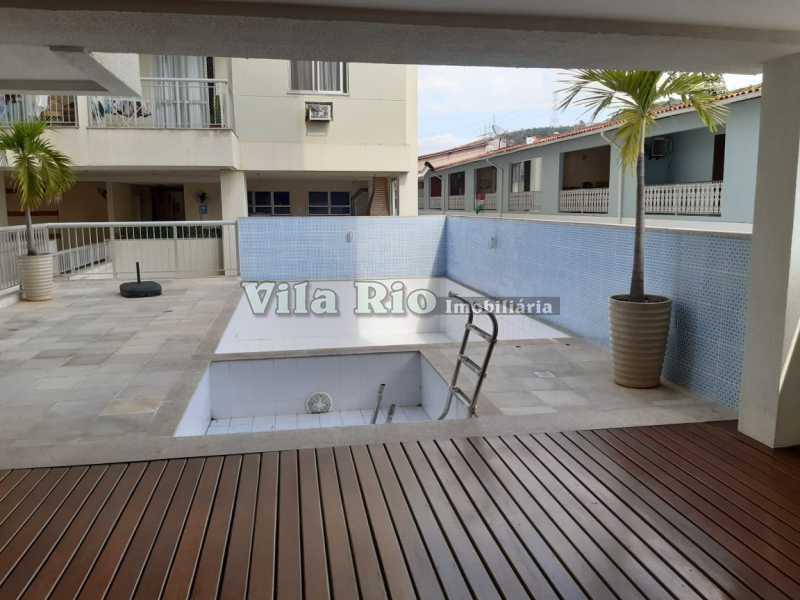 PISCINA 2 - Cobertura 3 quartos à venda Praça Seca, Rio de Janeiro - R$ 400.000 - VCO30016 - 26