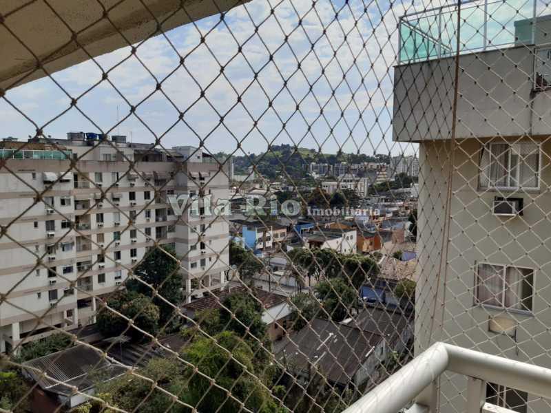 VARANDA - Cobertura 3 quartos à venda Praça Seca, Rio de Janeiro - R$ 400.000 - VCO30016 - 18